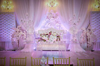 Photo Booth - Wedding Decor Floral  Video Photography DJ Limo
