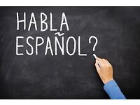 GCSE Spanish Tuition, only £15/h, practice with any area, speaking, writing, reading, listening