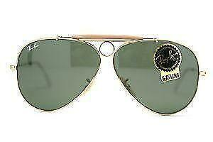 Ray Ban Shooter  Clothing, Shoes   Accessories   eBay 42a8e0ee987f