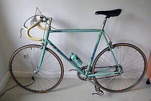 Recherche vieux vélos de route : Marinoni, Bertrand, Limongi
