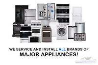 SAME DAY APPLIANCE,FRIDGE,WASHER AND DRYER REPAIR 403-400-3243