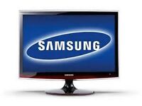 TV 20 inch SAMSUNG LCD FREEVIEW HD READY - MODEL: SYNCMASTER T200HD