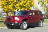 2014 Jeep Patriot SPORT/NORTH/4X4 SUV, Crossover CHOOSE FROM 2