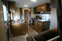 RV Outback Four Season Trailer, Great Year Round Comfort!