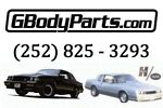 GBody Parts & Performance