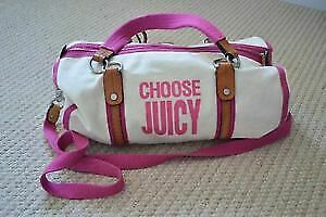 Juicy Couture Duffle Bag