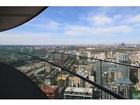 BEAUTIFUL 2 BED APARTMENT FOR RENT IN ARENA TOWER, CROSSHARBOUR PLAZA,AVAILABLE NOW,COME AND VIEW!