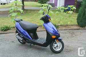 Hyosung 50 Sense - 50cc Gas Scooter (NEW PRICE) London Ontario image 1