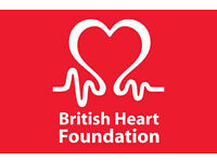 Volunteer - British Heart Foundation - Portsmouth
