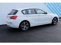 BMW 120d diesel 2015 breaking all parts available