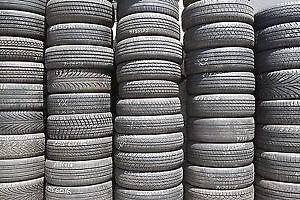 Various new and used snow tires. Dont get stuck without them! Cambridge Kitchener Area image 1