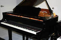 YAMAHA BABY GRAND PIANOS C3 & GC1 MADE FOR NORTH AMERICA 100%