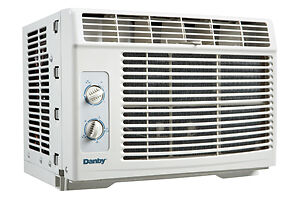 DANBY 5000BTU WINDOW AIR-CONDITIONING
