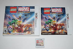 LEGO Marvel Super Heroes - Universe in Peril - Nintendo 3DS Game
