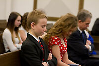 Church Service (The Church Of Jesus Christ Of Latter Day Saints)
