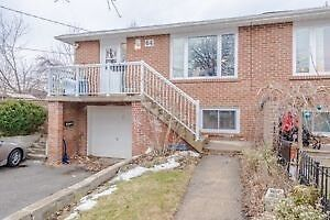 Downtown Brampton Home For Rent