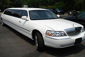 2007 Lincoln Town Car Limousine for Sale - $19995