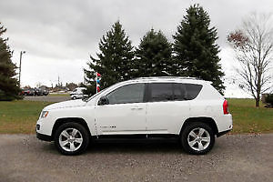 2011 Jeep Compass Norther Edition (Handyman Special)