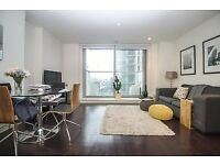 Available first week of December, 1 Bed Pan Peninsula Square E14 9HA - TG