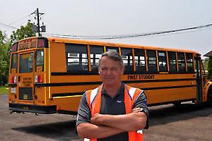 School Bus Driver - Uxbridge