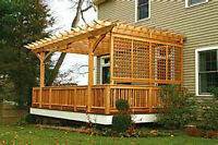Decks, Fences, Siding, and Much More
