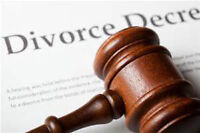 GET DIVORCED ONLY $400 - ACROSS ONTARIO