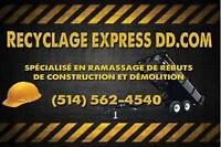 recyclexpress inc  LE N1# DU RAMASSAGE A MONTREAL