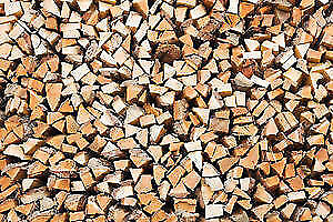 Dry Hardwood Firewood For Sale