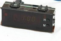 Toyota corolla matrix clock