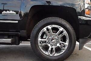 WANTED: 20 inch Chevrolet High Country wheels rims