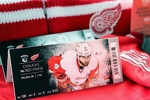 RED WINGS TICKETS - HOME OPENER FROM $40!!!