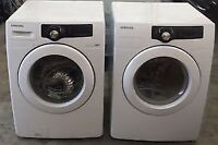 Samsung Front Load Washer and Dryer Brand new in box