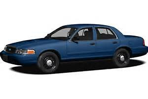 Looking for a Ford Crown Victoria Sedan Parts Car