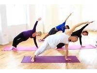 Pilates - Wednesday Morning Fife