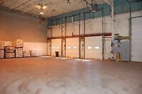 Industrial Warehouse for Lease or Purchase
