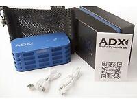 New Bluetooth Wireless Audio Dynamix Speaker in Blue
