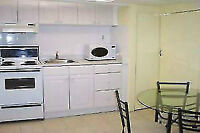 FURNISHED 1 BDR APARTMENT AVAILABLE IMMEDIATELY