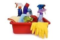 Housekeeper available to clean for you!