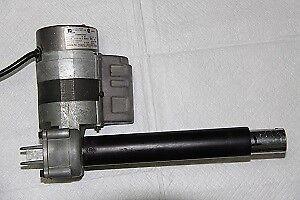 cylindre motorisé pour lit électrique 120 volts
