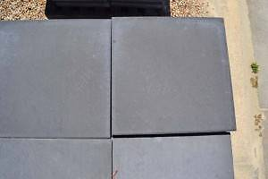 60 pieces of 400x400 Charcoal paver Springwood Logan Area Preview