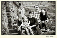 "$49 for a Family Photo Session and an 8""x10"" Framed Portrait"