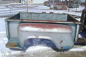 "55-57 Chev/GMC Truck box 89"""