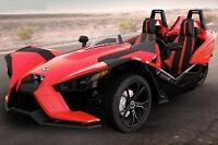 2015 POLARIS SLING SHOT SL RED