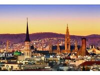 City hopping 9 day Package holiday for 2 to; Prague Vienna Bratislava Budapest