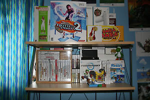 Nintendo WII - AWESOME games!