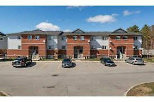 3 bedroom condo townhome with 1 parking available June 1 or 15