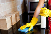 Cleaning in Mississauga at $16/hr. Luxury Made Affordable.