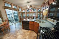 Magnificent 4-Season Park Models and Homes for Sale