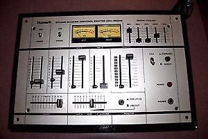Numark mixer -vintage