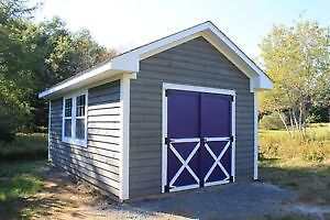 Halifax's Leading Storage Barn & Garage Builder